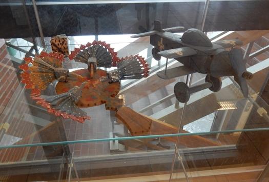 Lekeøy laget av krigsfange