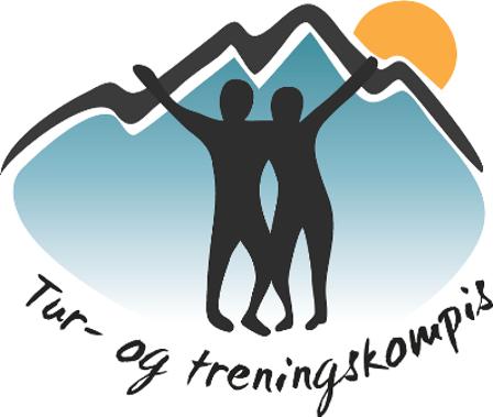 Logo tur - og treningskompis