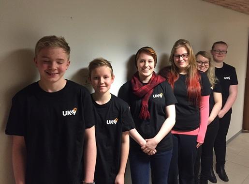 UKM-arrangører 2016
