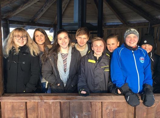 Sørfold Ungdomsråd 2015 - 2016