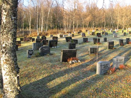 Helland kirkegård