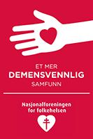 Logo demensvennlig samfunn