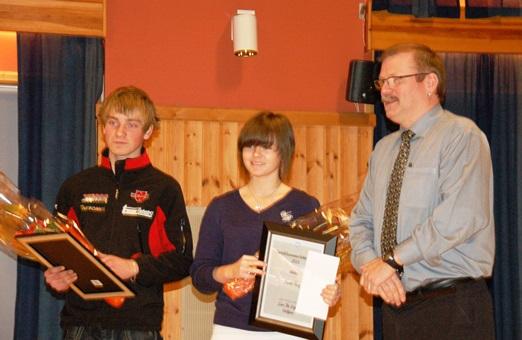 Stipendutdeling 2011