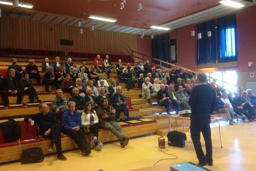 Folkemøte på Rådhuset 2. mai 2016