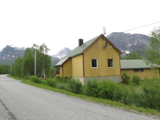 skolehuset i Kobvatn