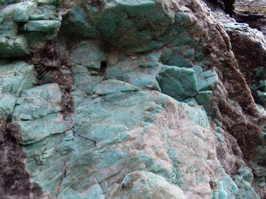Flot og spesiell stein