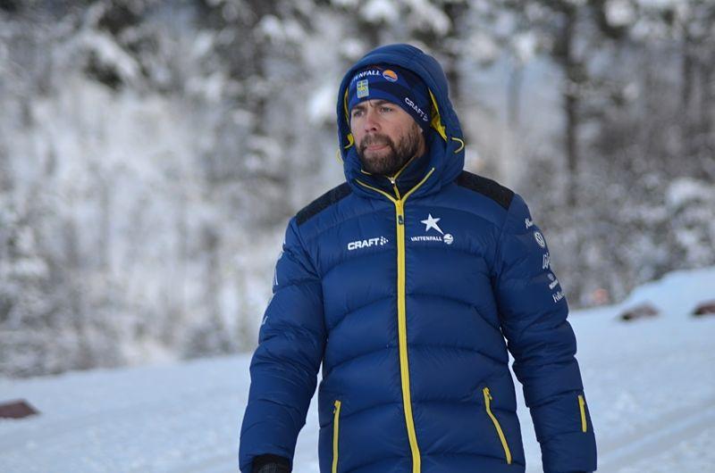 Rikard Grip blir sportchef i en svensk olympisk offensiv mot OS 2026 där målet är 20 medaljer. FOTO: Johan Trygg/Längd.se.