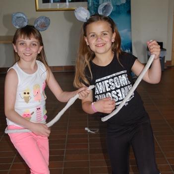 Danseelever i kulturskolen