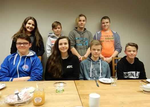 Sørfold Ungdomsråd 2016 - 2017