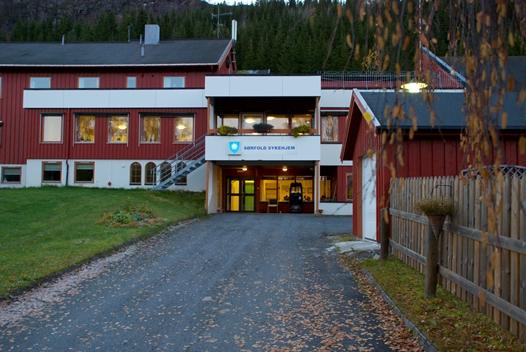 Sørfold sykehjem, Røsvik