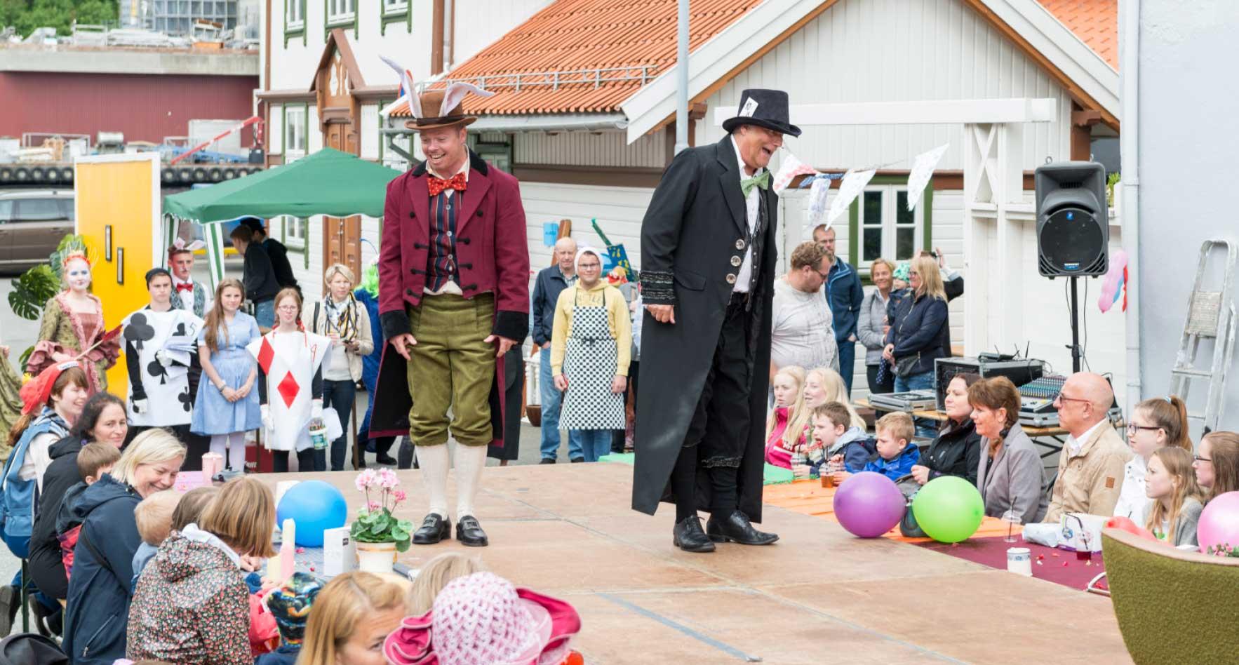 Sommerfestival i Egersund