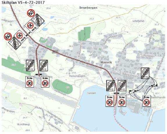 Skiltplan V5-4-72-2017