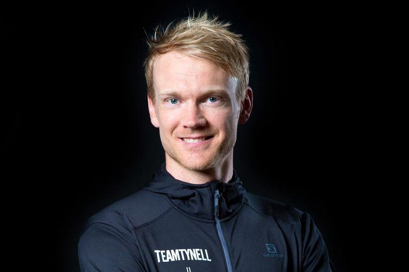 Jens Eriksson tar klivet från Team Santander till Team Tynell och ersätter Jerry Ahrlin. FOTO: Fotograf Heléne, Falun.