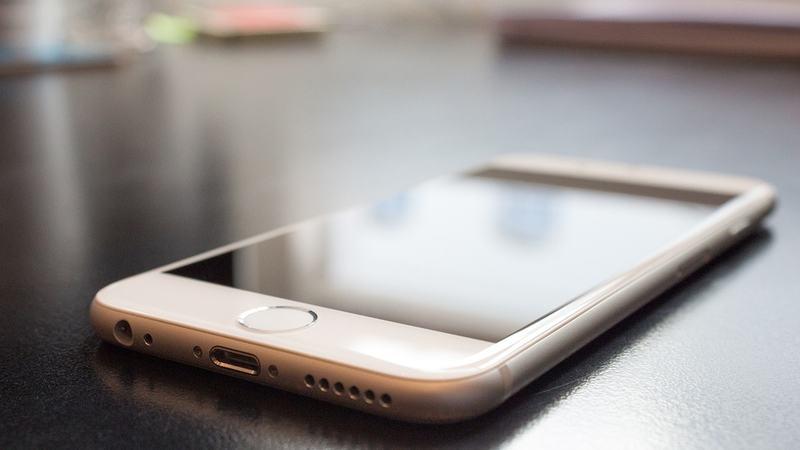 Smarttelefon. Foto: Pixabay