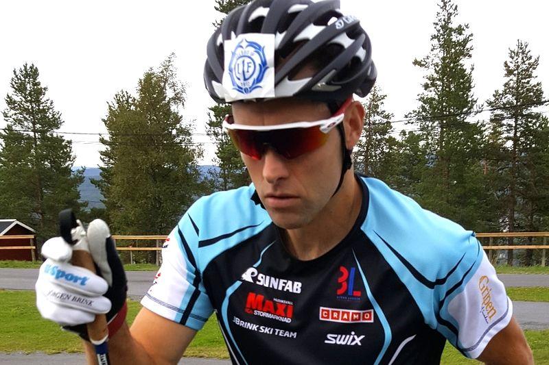 Trefaldige Vasaloppsvinnaren Jörgen Brink startar upp lägerverksamhet i Harsa med sitt Brink Ski Team. FOTO: Brink Ski Team.