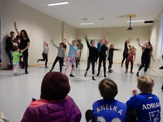 Dans med kulturskolen