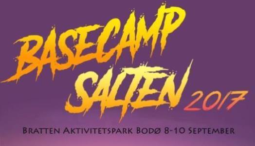 Velkommen til Basecamp Salten 2017