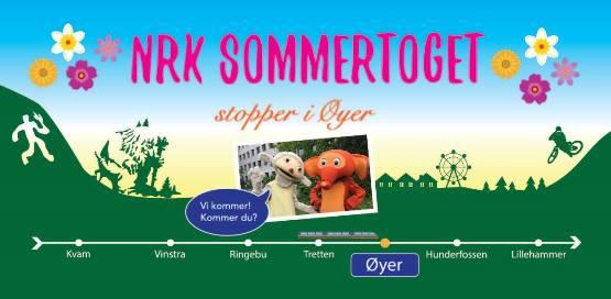 NRK Sommertoget 2017