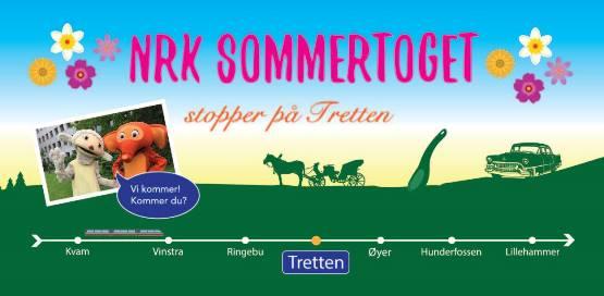 Sommertoget Tretten