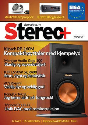 Stereo+ 2017-05 Forside