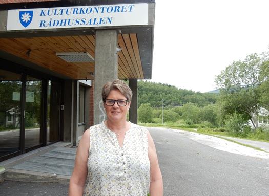 Varaordfører Turid J. Willumstad