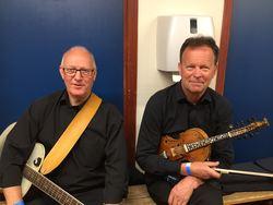 Joar Solheim og Knut M