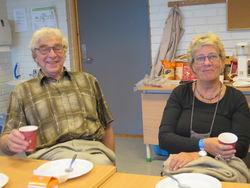Sigmund Eikås og Leikny Aasen