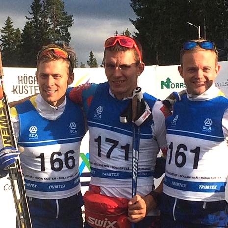 Silver och brons till Anders Svanebo och Robin Norum FOTO: Arrangören.