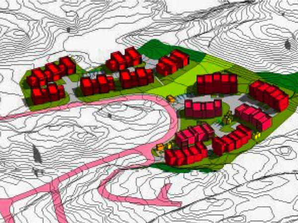 Planer for Leidlandshagen
