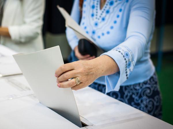 Valg i Egersund