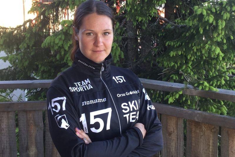Britta Johansson Norgren är storfavorit till segern på UVK-rullen i Uppsala på lördag. FOTO: Lager 157 Ski Team.