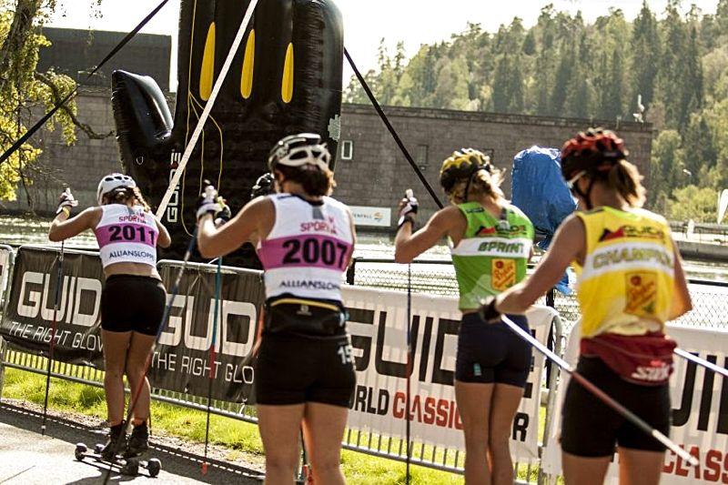 På söndag avslutas långloppscupen på rullskidor - Guide World Classic Tour - i Val di Fiemme, Italien med nya loppet Fiemme Rollerski Cup. FOTO: World Classic Tour.