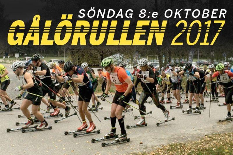 Om tre och en halv vecka är det dags för Gålörullen som också gäller som DM för Stockholm. FOTO: Gålörullen.