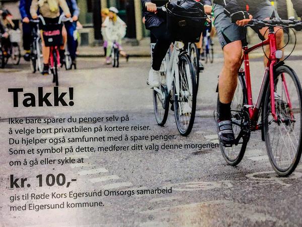 Sykkellapp