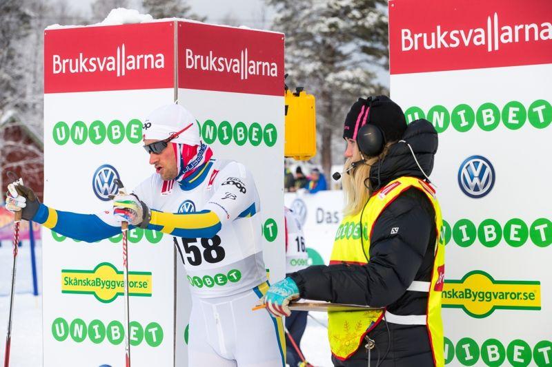 Petter Northug väljer att starta säsongen i Bruksvallarna. Blir det i en svensk-inspirerad dräkt den här gången också? FOTO: Jocke Lagercrantz.