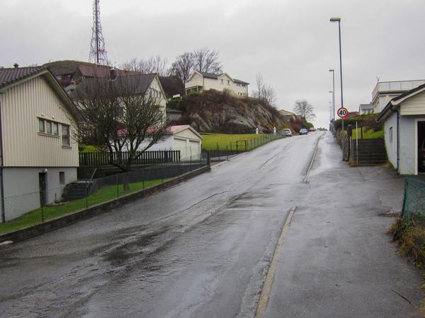 Prestegårdsveien