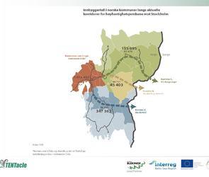 Population border