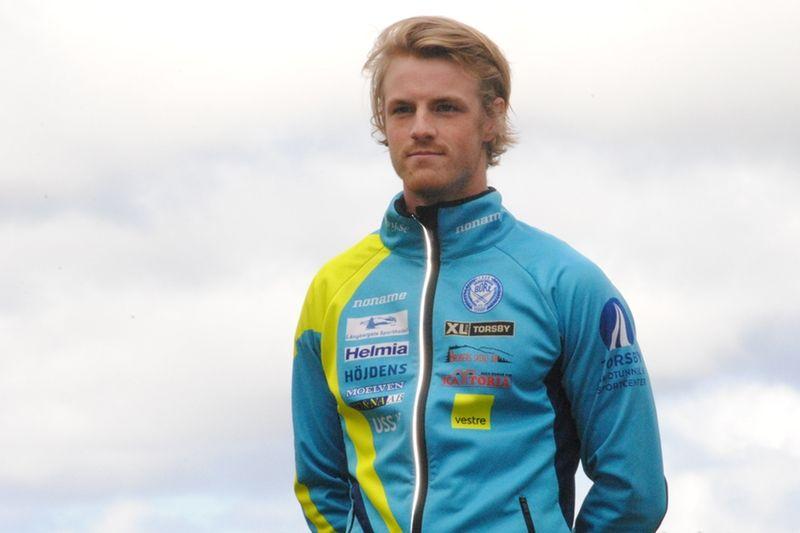 Ludwig Tärning lämnar Falköping AIK för SK Bore. FOTO: SK Bore.
