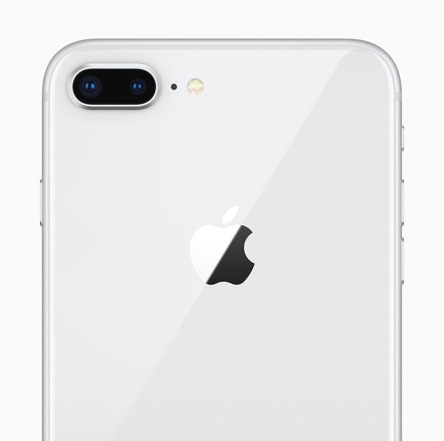 Nye iPhone 8 Plus topper med sine doble kameraer DxOMarks rangering av foto- og videoegenskaper for mobiler.