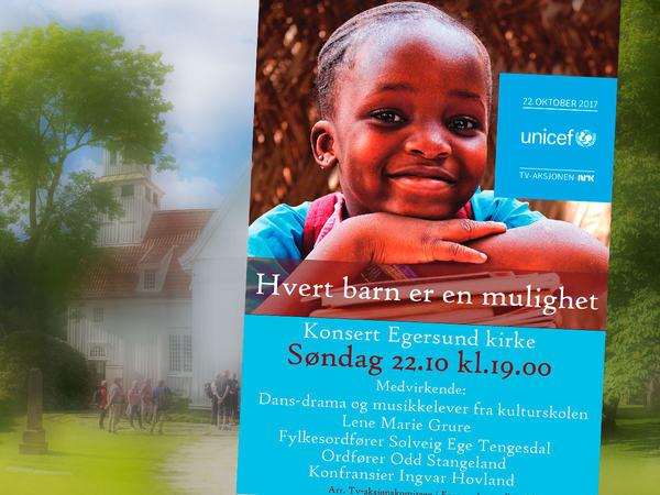 Konsert i Egersund kirke