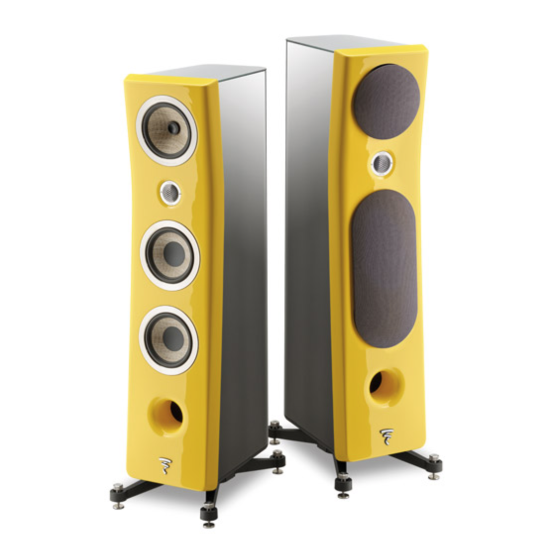 Ikonisk trådløs høyttaler med karakteristisk design og fantastisk lyd.
