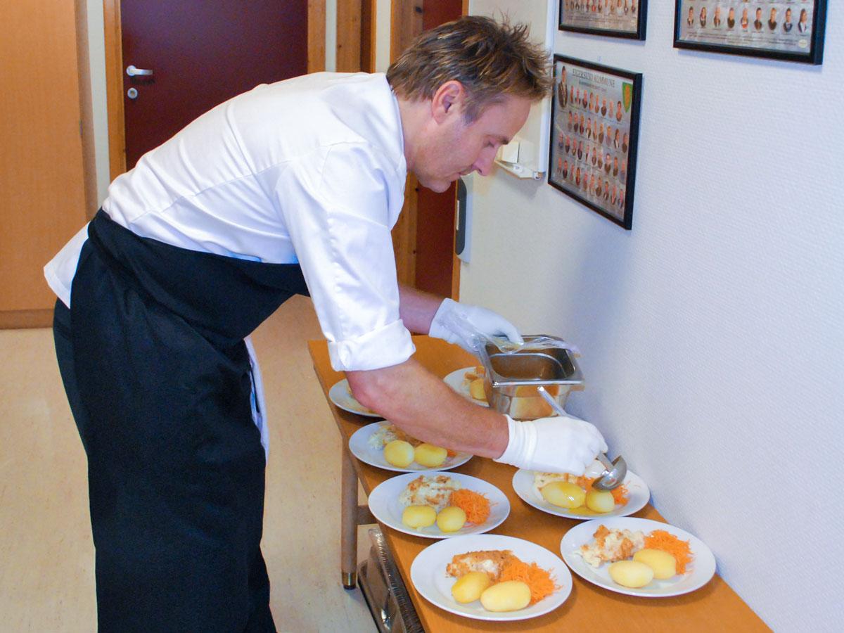 Tilbereding av mat
