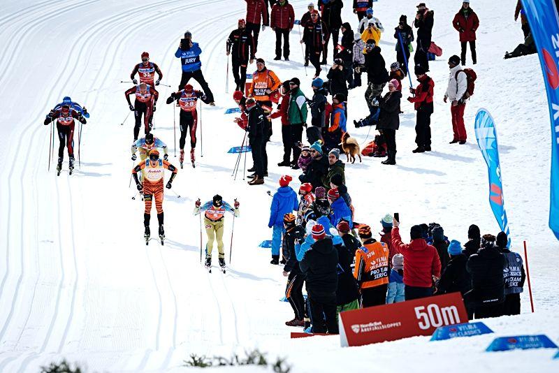 Vålådalen, Ottsjö, Trillevallen och Edsåsdalen tar över Årefjällsloppet tillsammans med lokala föreningar. FOTO: Årefjällsloppet.