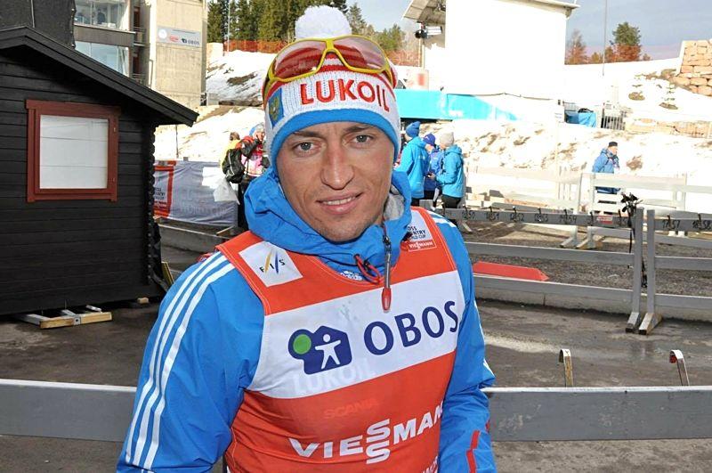 Alexander Legkov stängs av från OS på livstid och blir av med guldet från OS i Sotji 2014. FOTO: Rolf Zetterberg.