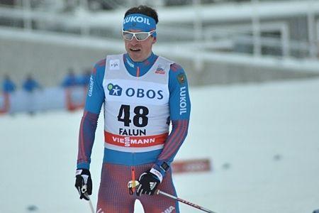 Maxim Vylegshanin och ytterligare tre ryska åkare stängs avpå livstid från OS. Vylegshanin blir av med två silver från OS i Sotji. FOTO: Johan Trygg/Längd.se.
