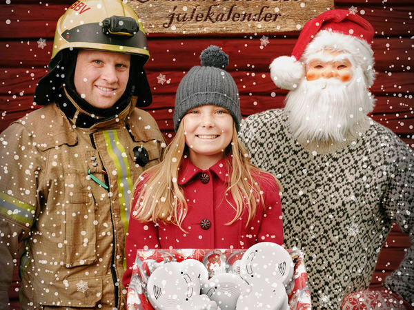 Brannvesenets julekalender