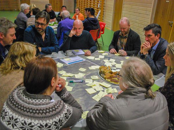 Cafedialog på Helleland