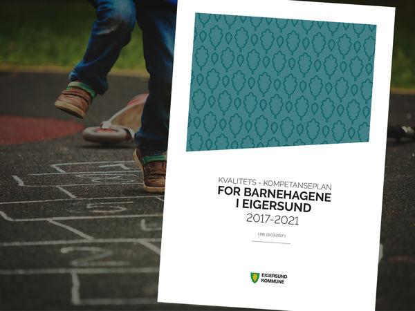 Kompetanseplan for barnehagene i Eigersund