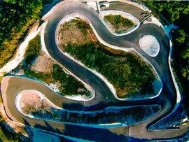 Motorsportanlegg på Hellvik