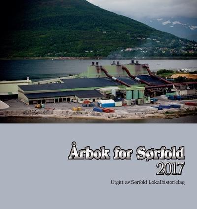 Forside av årbok for Sørfold 2017